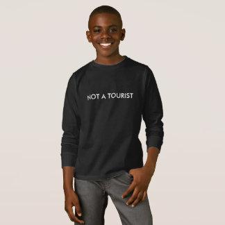 Not a Tourist Kids LS T-Shirt