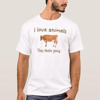 Not a vegitarian T-Shirt