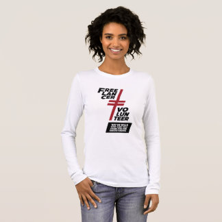 Not A Volunteer Long Sleeve T-Shirt