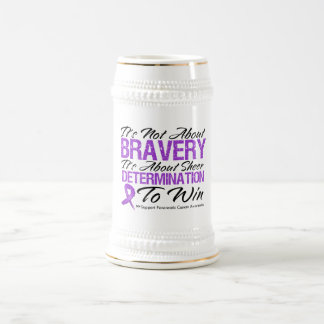 Not About Bravery - Pancreatic Cancer Coffee Mugs