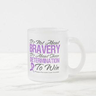 Not About Bravery - Pancreatic Cancer Mug
