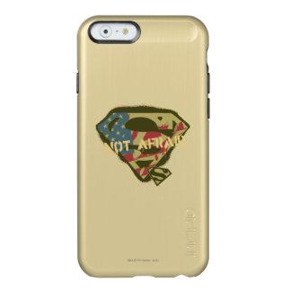 Not Afraid - Superman US S-Shield Incipio Feather® Shine iPhone 6 Case