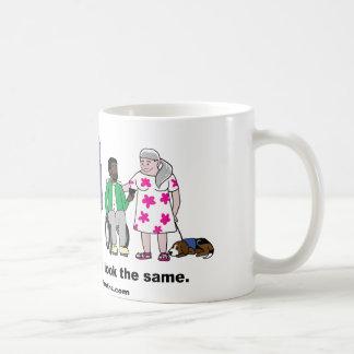 Not All Disabilities Look the Same Mug