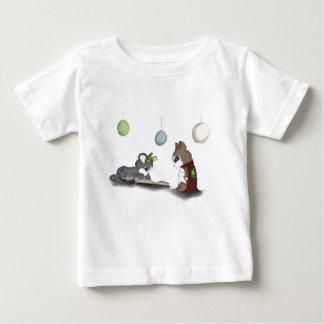 Not All Heros .. Monster Digital Art Baby T-Shirt