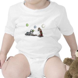 Not All Heros .. Monster Digital Art Baby Creeper