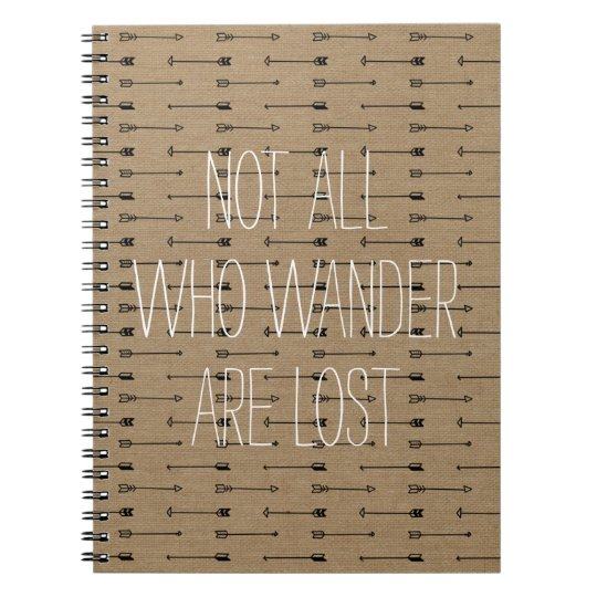 Not all who wander are lost inspo travel