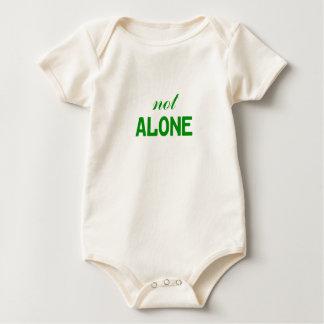 Not Alone Baby Bodysuit