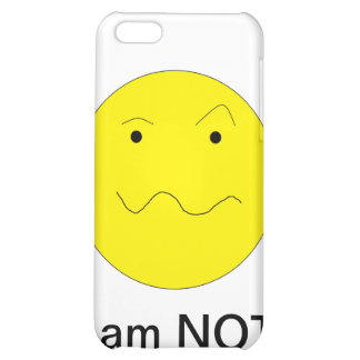 Not Amused  Case For iPhone 5C