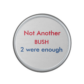 Not Another Bush speaker