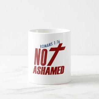 Not Ashamed Basic White Mug