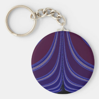 Not Atari Basic Round Button Key Ring