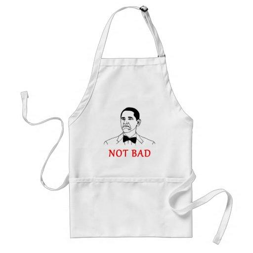 Not bad - meme apron