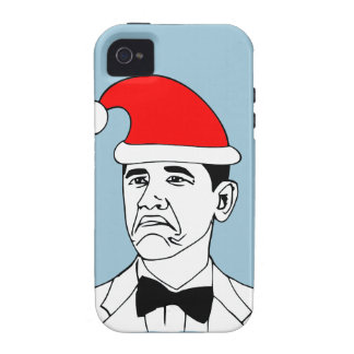 not bad xmas meme Case-Mate iPhone 4 cases