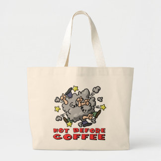 Not Before Coffee Bags