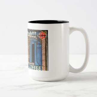 """Not Before Coffee"" Mug"