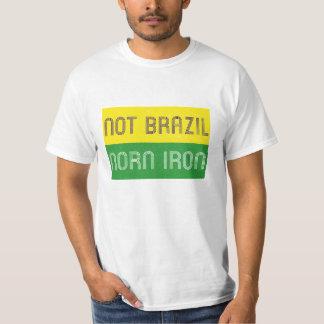 Not Brazil, Norn Iron T-Shirt