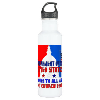 Not Church Property 710 Ml Water Bottle