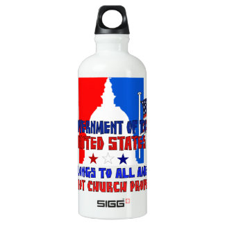 Not Church Property SIGG Traveller 0.6L Water Bottle