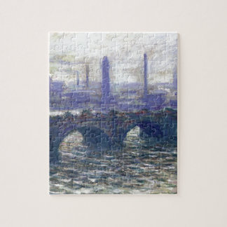 NOT DETECTED by Claude Monet Jigsaw Puzzle