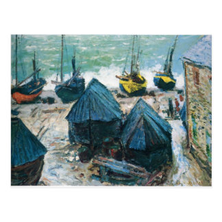 NOT DETECTED by Claude Monet Postcard