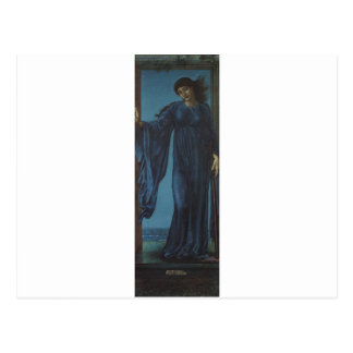 NOT DETECTED by Edward Burne-Jones Postcard