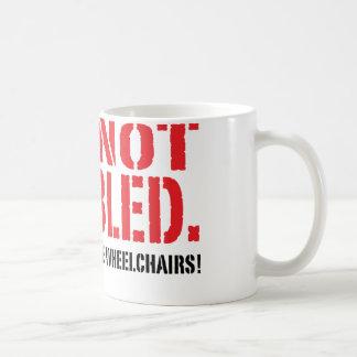 Not Disabled Mug