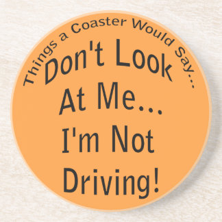 Not Driving Coaster