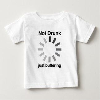 Not Drunk, Just Buffering Baby T-Shirt