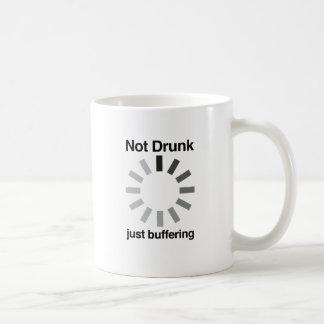 Not Drunk, Just Buffering Coffee Mug