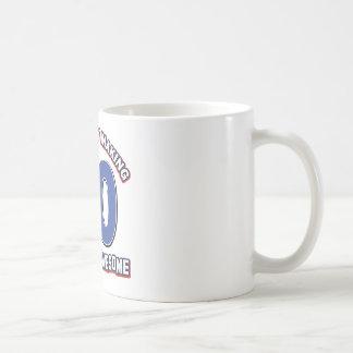 Not easy 80 years design mug