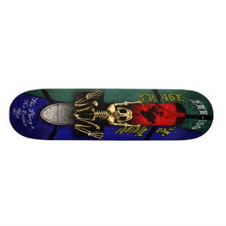 Not Extinct Yet Skate Boards