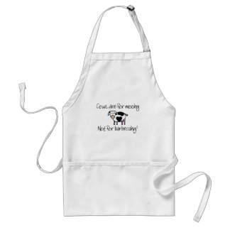 Not for Barbecuing Standard Apron