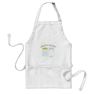 Not For-Cotton Standard Apron