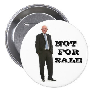 NOT FOR SALE 7.5 CM ROUND BADGE