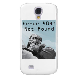 Not Found Galaxy S4 Cases