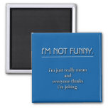 Not Funny Magnets