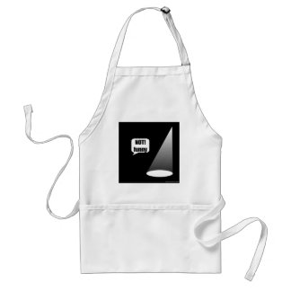Not Funny Standard Apron