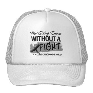Not Going Down Without a Fight - Carcinoid Cancer Hat