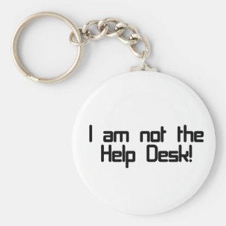 Not Help Desk Keychain