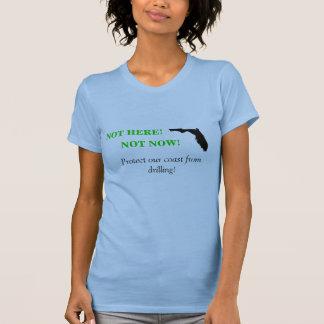 Not Here Not Now -Women's T-Shirt