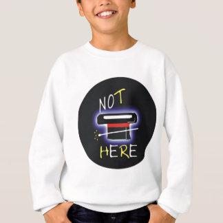 Not Here Shirt