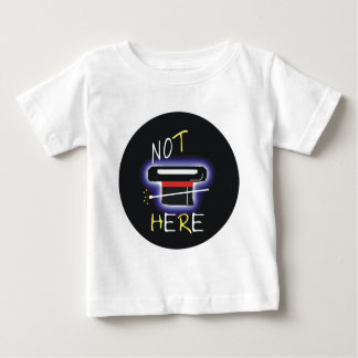 Not Here T Shirt