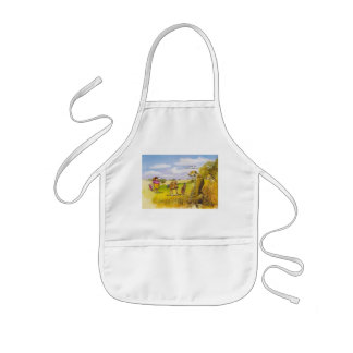 not hungry kids apron
