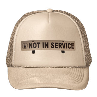 Not In Service Cap