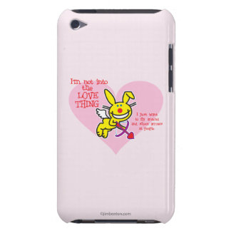 Not Into The Love Thing Barely There iPod Case