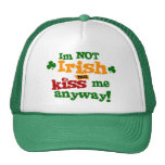 Not Irish $17.95 (11 colours) Collectable Art Hat