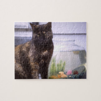 Not Just a Cat Jigsaw Puzzle