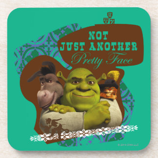 Not Just Another Pretty Face Coaster