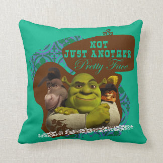 Not Just Another Pretty Face Cushion