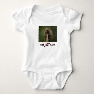 not JUST cute Baby Bodysuit